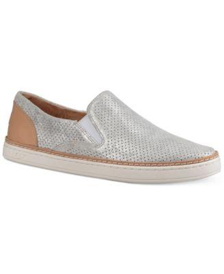 UGG® Women's Adley Perf Sneakers