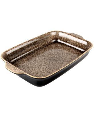 Denby Dinnerware, Praline Large Baking Dish