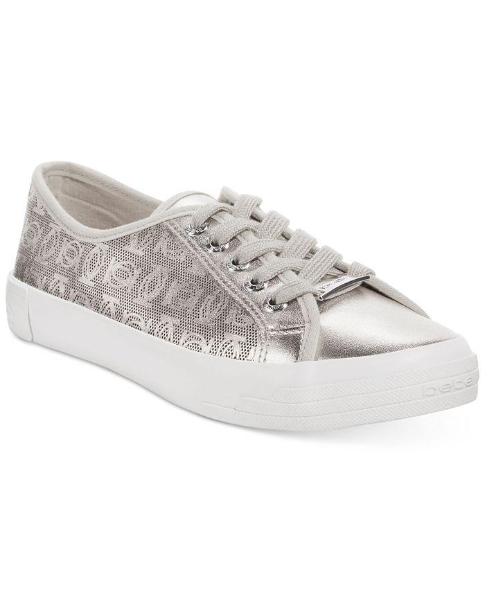 bebe - Sport Dane-L Lace-Up Sneakers