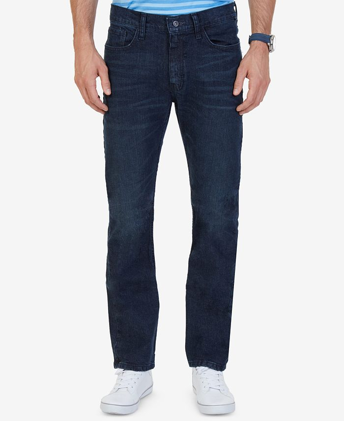 Nautica - Men's Straight-Leg Jeans