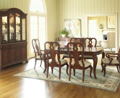 Bordeaux Louis Philippe Style 7 Piece Dining Room Furniture Set. Bordeaux Louis Philippe Style 7 Piece Dining Room Furniture Set