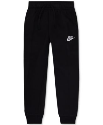 Nike Toddler Boys Fleece Jogger Pants