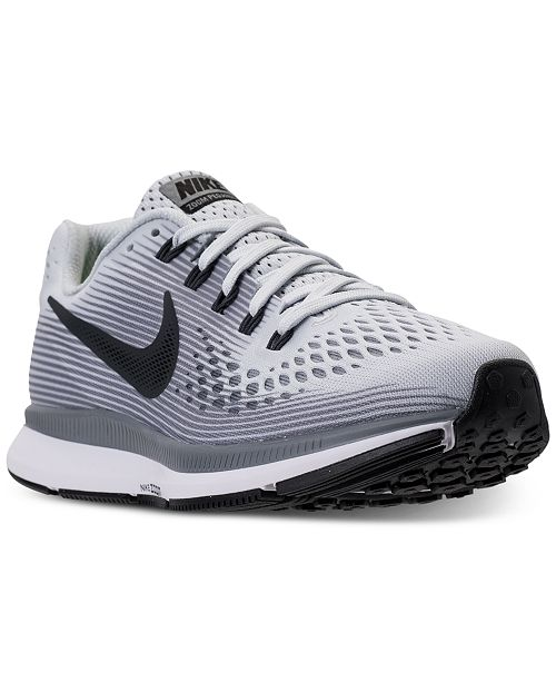 Marina Militare nel caso nazionalismo  Nike Women's Air Zoom Pegasus 34 Running Sneakers from Finish Line &  Reviews - Finish Line Athletic Sneakers - Shoes - Macy's
