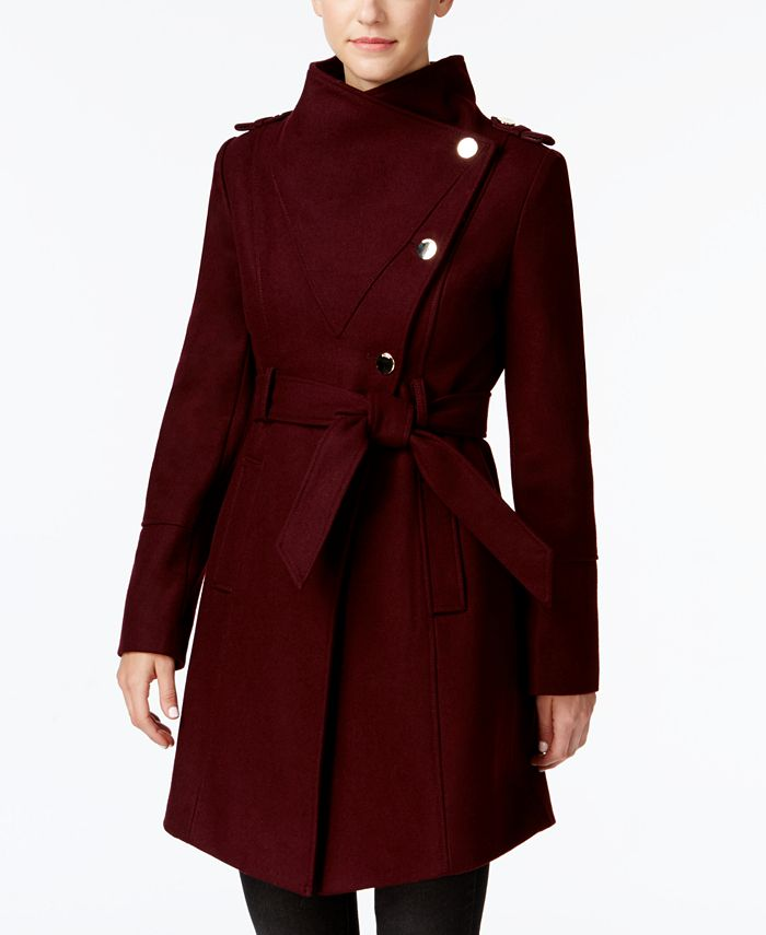 GUESS - Asymmetrical Walker Coat
