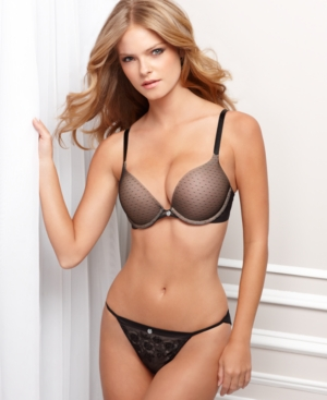 DKNY Bra, Super Glam Add 2 Cup Sizes Push Up 458110