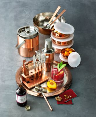 Copper Bar Tools Set