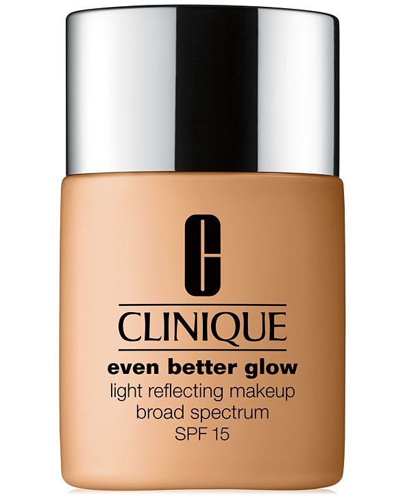 Clinique Even Better Glow Light Reflecting Makeup SPF 15, 1-oz.