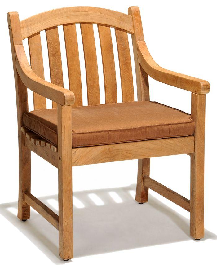 Furniture - Bristol Teak Outdoor Dining Chair