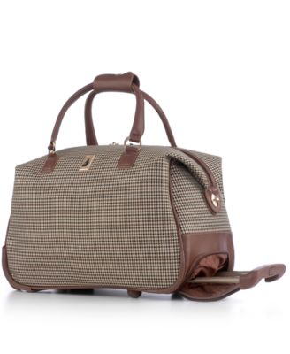 "London Fog Chelsea Lites 360° 20"" Rolling Club Bag"