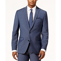 Bar III Men's Slim-Fit Active Stretch Wool Suit Jacket