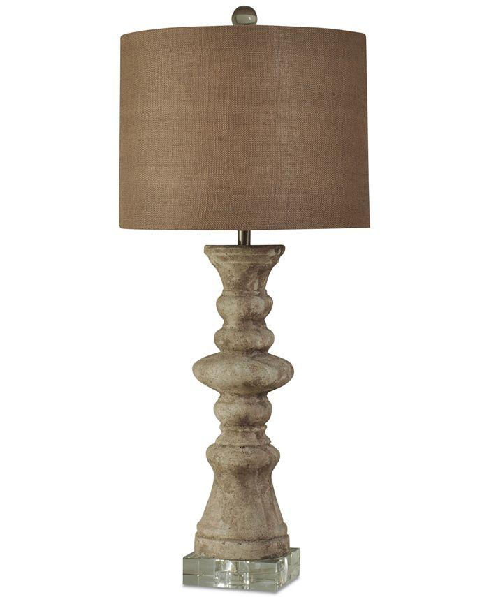 Harp & Finial - Albany Table Lamp
