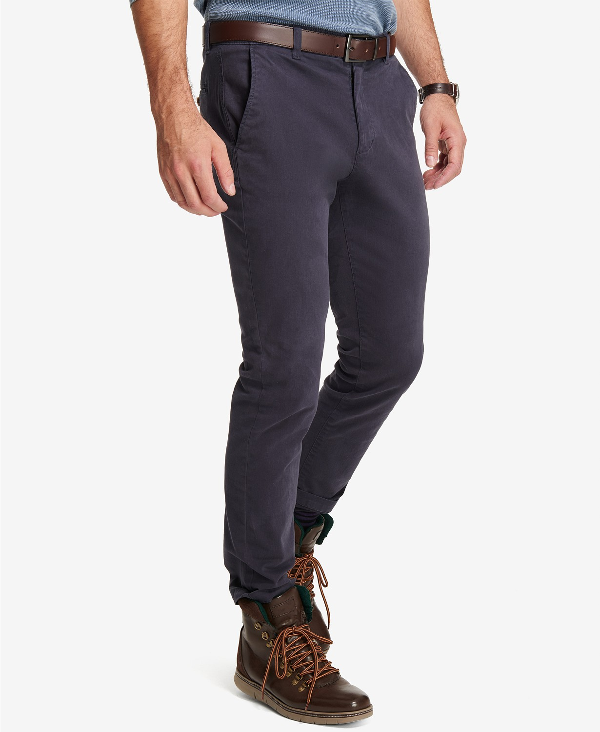 Weatherproof Vintage Men's Stretch Twill Pants
