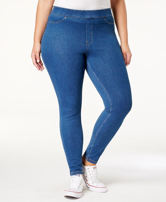 Hue - Original Jean Plus Leggings