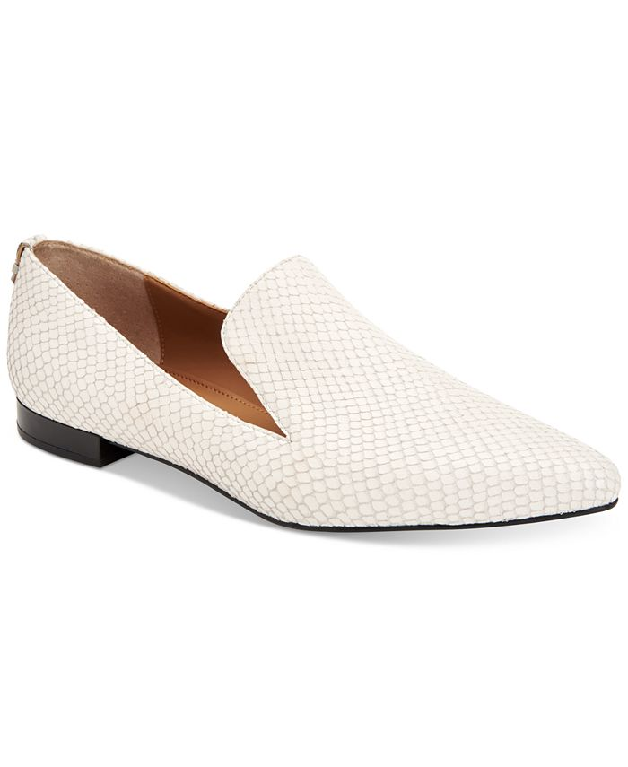 Calvin Klein - Women's Elin Pointed-Toe Flats