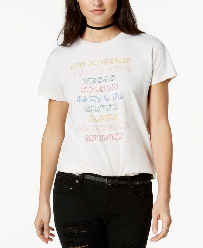 ban.do - Cotton Graphic-Print T-Shirt