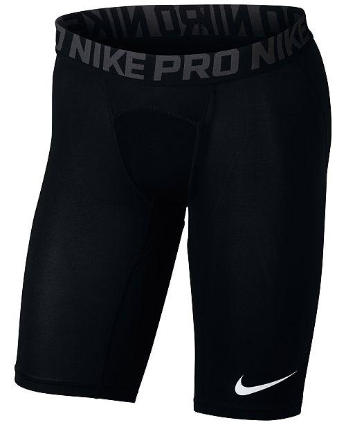 Nike Men's Pro Dri-FIT Compression Shorts & Reviews ...