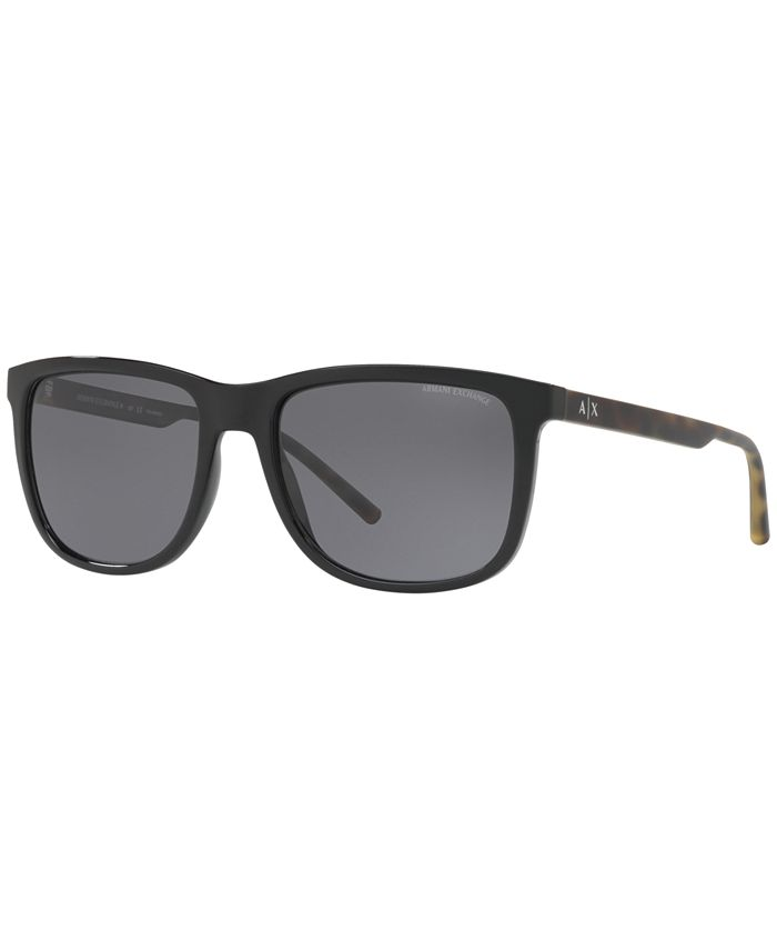 A X Armani Exchange - Polarized Sunglasses, X4070S