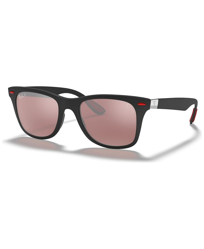 Ray-Ban - Sunglasses, RB4195M 52