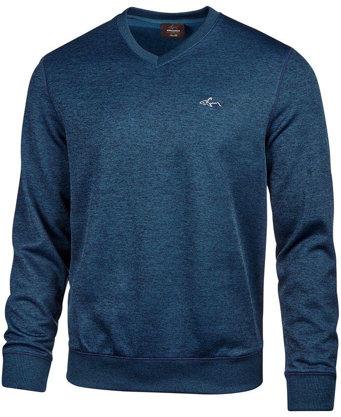 Greg Norman - Men's Rapiwarm V-Neck Sweater