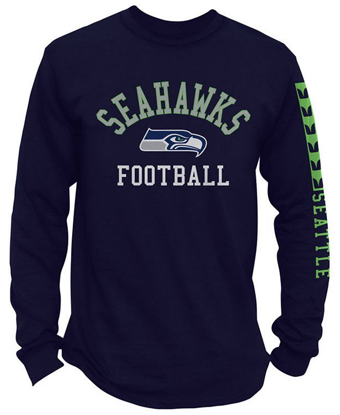 Authentic NFL Apparel - Spread Formation Long Sleeve T-Shirt
