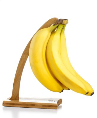 Martha Stewart Collection Banana Hanger, Bamboo