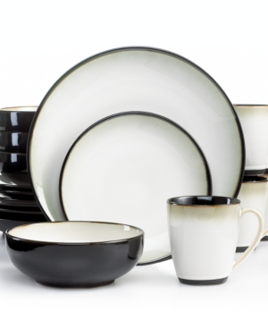 Sango Nova Black 16-Piece Set Home Coupons