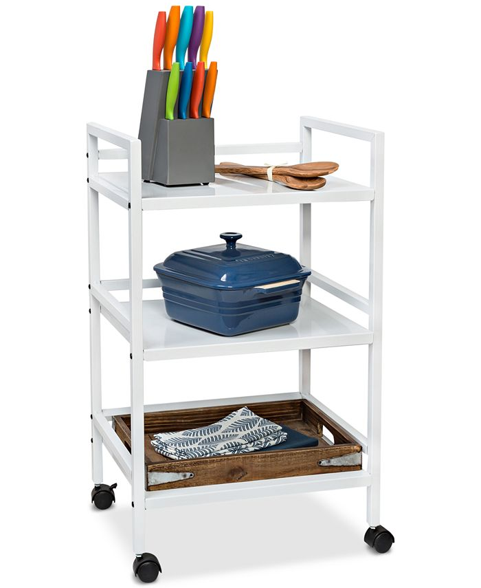 Honey Can Do - 3-Tier Cart