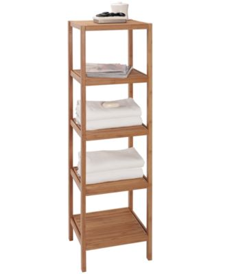 Creative Bath Organization, Eco 5-Shelf Tower