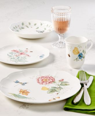 Butterfly Meadow 5 Piece Place Setting