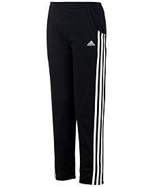 adidas Big Girls Warm Up Tricot Pant