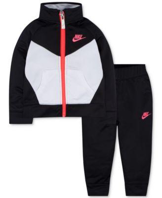 Nike 2-Pc. Jacket \u0026 Leggings Set