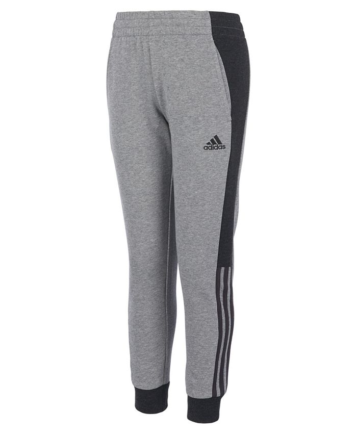 adidas - Colorblocked Jogger Pants, Toddler & Little Boys (2T-7)