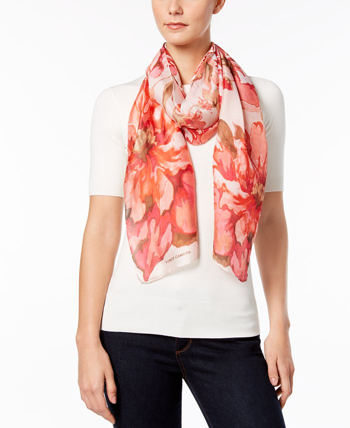Vince Camuto - Some Kind of Romance Oblong Scarf