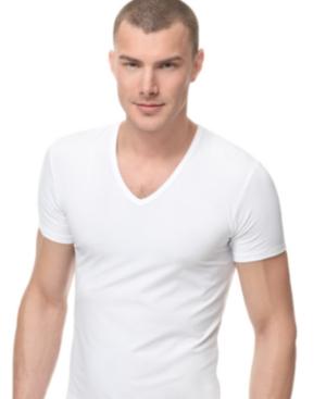 Calvin Klein T Shirt, Ck One Microfiber V-Neck Tee Shirt U8518