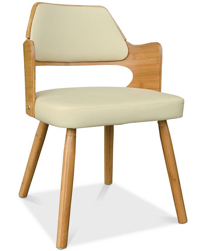 Gallerie Décor - Aura Dining Chair, Quick Ship