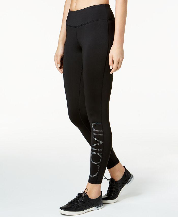 Calvin Klein - Gradient-Dot Logo Leggings