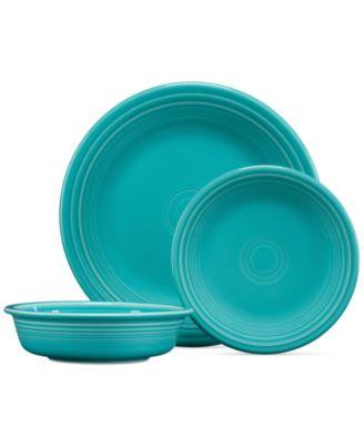 Turquoise 3-Pc. Classic Set