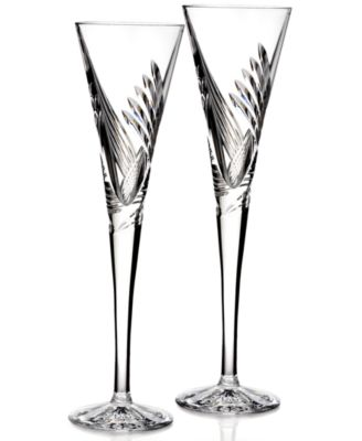 Waterford Stemware, Beginnings Toasting Flutes, Set of 2