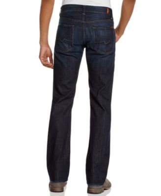 7 For All Mankind Austyn Relaxed Straight Jeans, Los Angeles Dark ...
