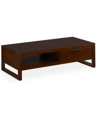 Belford Coffee Table Square Furniture Macys