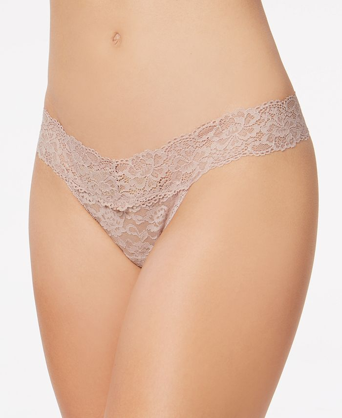 Maidenform - Sexy Must Have Sheer Lace Thong DMESLT