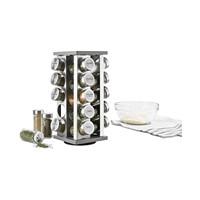 Martha Stewart Collection 21-Pieces Spice Rack