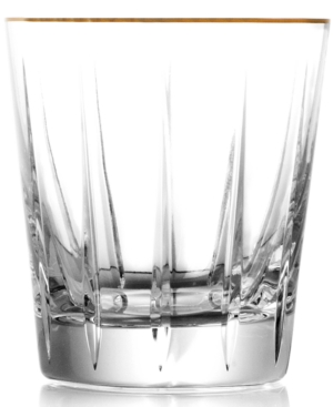 Trump Home Drinkware, Set of 2 Elmsford Double Old Fashioned Glasses