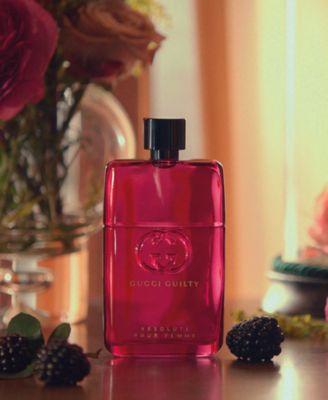 Guilty Absolute Pour Femme Eau de Parfum Spray, 1.6-oz.