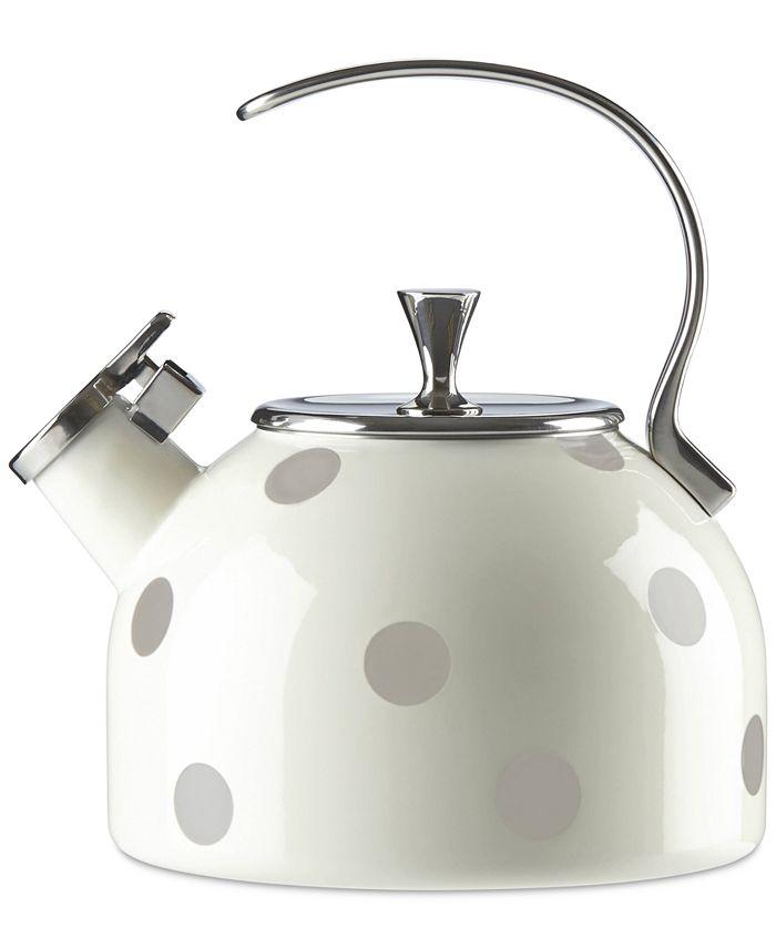 Kate Spade - All in Good Taste Deco Dot Tea Kettle