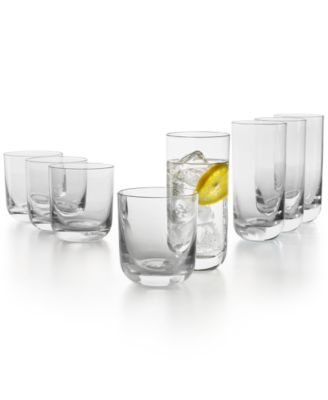 Tumbler Glasses, Set of 8, Created for Macy's