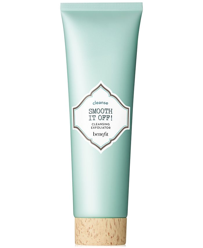 Benefit Cosmetics - Benefit Smooth It Off! Cleansing Exfoliator