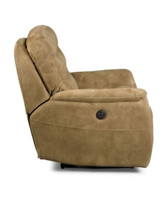 Rigby Fabric Set of 2 Power Recliner Chairs  sc 1 st  Macyu0027s : rigby power motion recliner - islam-shia.org