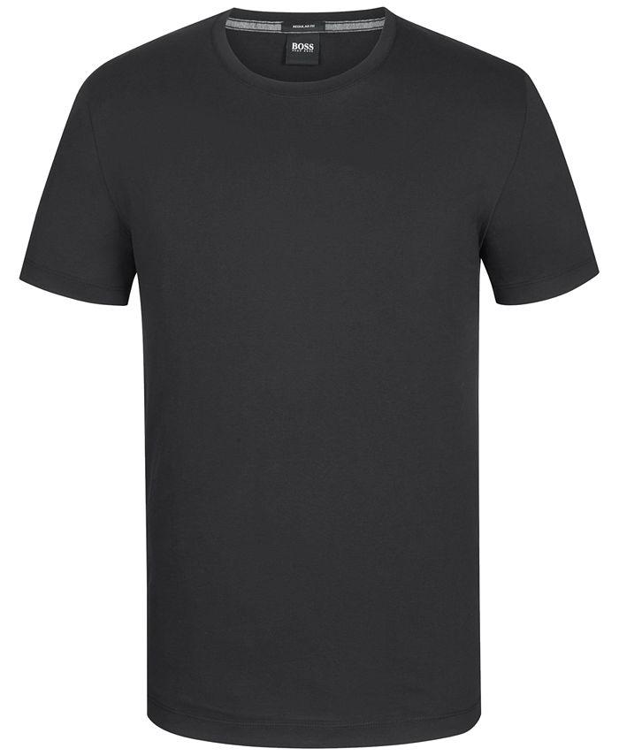 Hugo Boss - Men's Regular/Classic-Fit Cotton T-Shirt