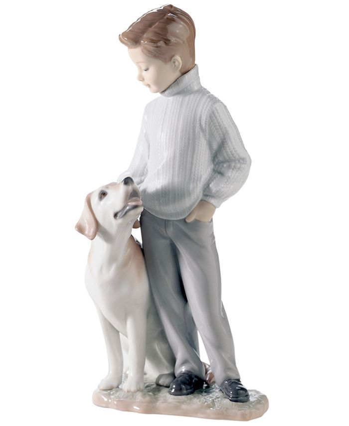 Lladró - My Loyal Friend Figurine